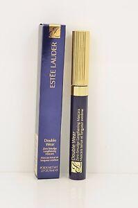 Estee Lauder Double Wear Zero Smudge Lengthening Mascara BLACK New in Box