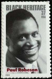 a biography of paul robeson an african american actor Paul leroy robeson stands as one of the most accomplished african-american figures that sprung forth from the harlem renaissance movement early during the 20 th century.