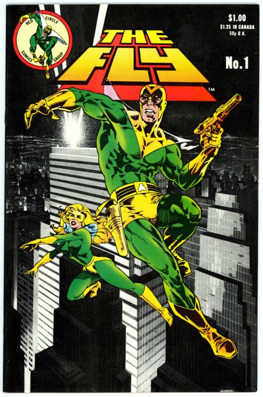 Fly (1983) #1 NM-