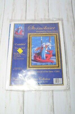 Dyan Allaire Cross Stitch Stormchaser Near North Treasure Collection Dyan Allaire Cross Stitch