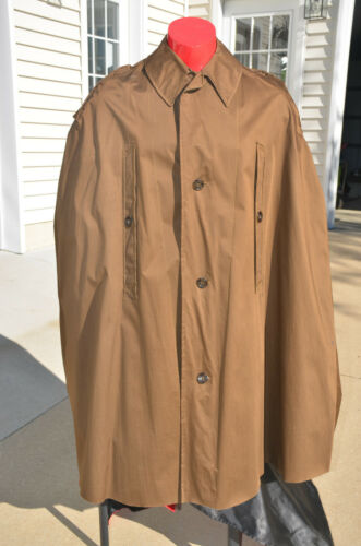 German WWII Youth Leader Officers Rain Cape Uniform