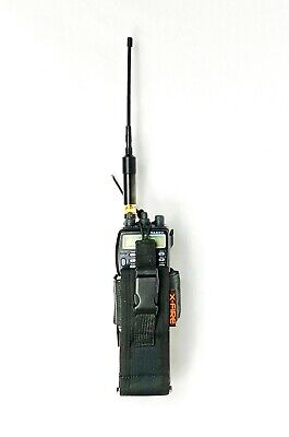 X-fire Molle Pals Duty Belt Super Adjustable Portable Two Way Radio Holder Pouch