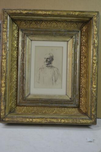 "Heavy,very ornate gilded German 19th century frame, ""Hendschel"