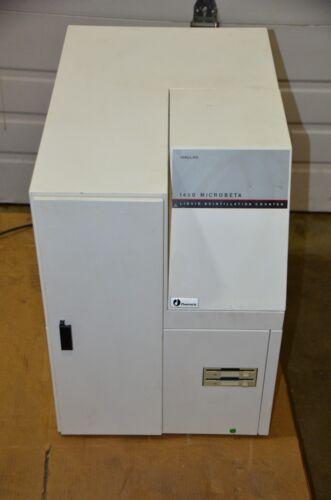 Wallac 1450 Microbeta Liquid Scintillation Counter 1450-001 with Program Disk