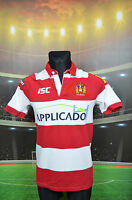 Wigan Warriors Isc Home Rugby Shirt (xs) Jersey Top Trikot Maillot Maglia - isc - ebay.co.uk