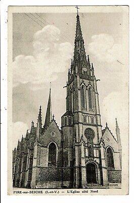 CPA-Carte Postale -FRANCE  Piré-sur-Seiche Son Eglise  VM5948