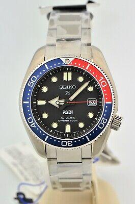 Men's Seiko Prospex PADI Diver 200m Automatic Baby Marine Master SBDC071 Watch