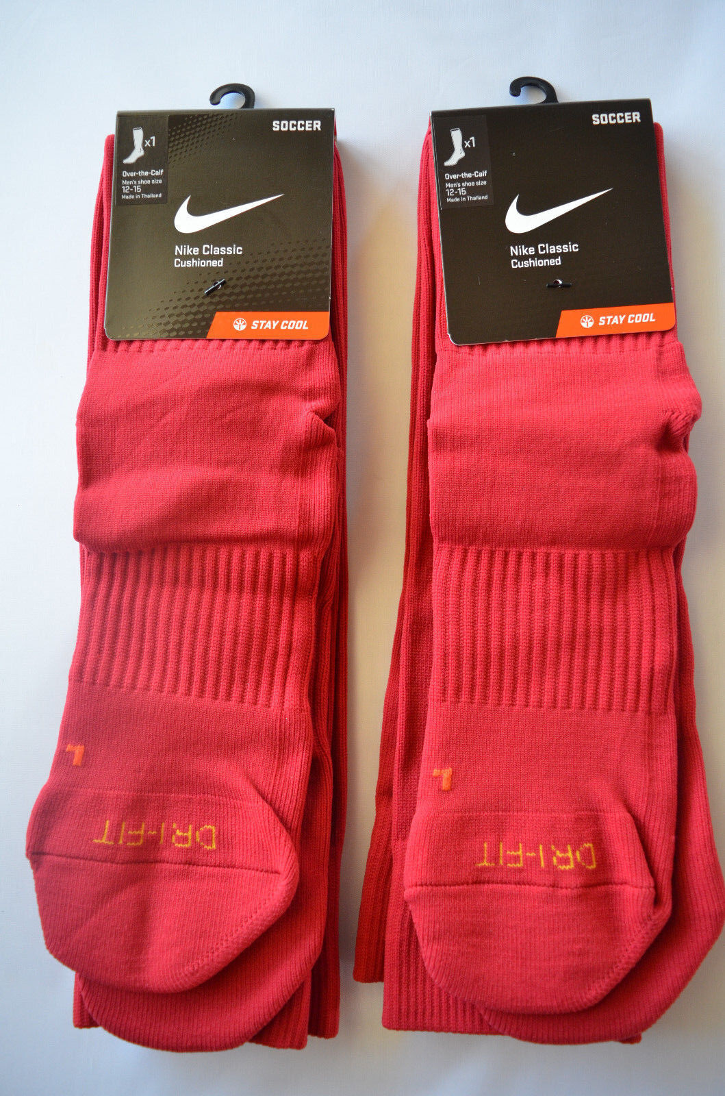Nike Classic Cushioned Soccer Over-the-Calf Soccer Socks PS