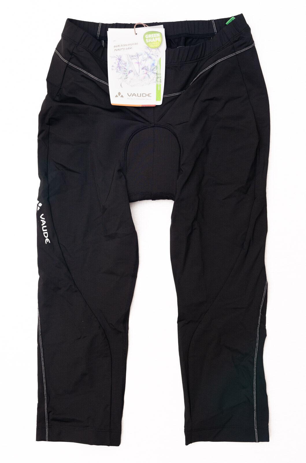 VAUDE Women's Active 3/4 Pants Damen Radhose, Gr.36/XS, Neu, UVP 55€