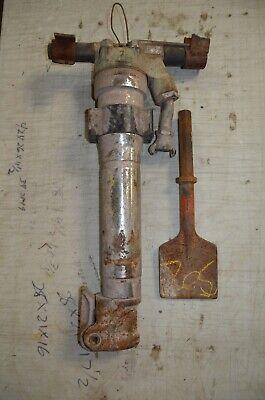 Pneumatic Air Breaker Sullair Mpb-60a Jack Hammer For Parts Or Repair