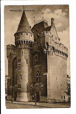 CPA - Carte postale -Belgique - Bruxelles-- Porte de Hal-  VM2484