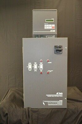 Lenze Ac Tech Variable Speed Ac Motor Drive Mh4100bnf135 Mc Series Intelligent