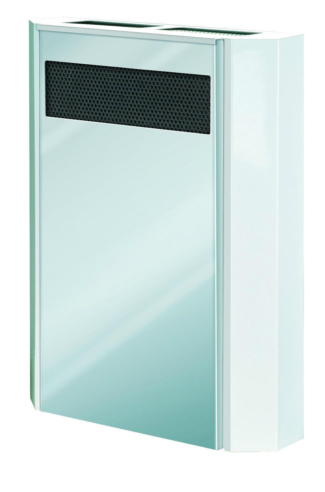 Lüftungsgerät Vents Micra 60 m³ bis 80% WRG KWL Lüftungsgeräte Wohnungslüftung