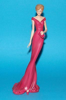 The Hamilton Collection figurine ornament ' Princess Diana ' 1st q +CERT (4684)