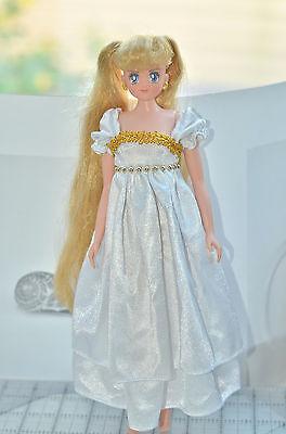 """Princess Serena Deluxe Adventure Doll Sailor Moon 11.5"""" Irwin American Vintage"""
