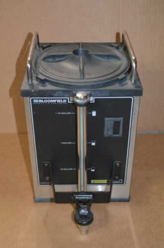 Bloomfield 1.5 gal Satellite Coffee Server & Heater
