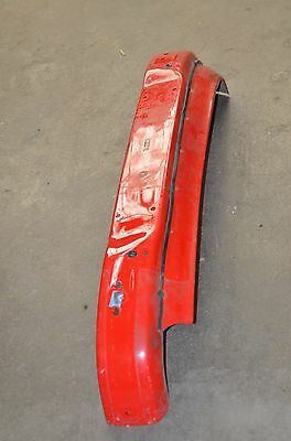 Porsche 911 964 OEM Red  Bumper with Valance