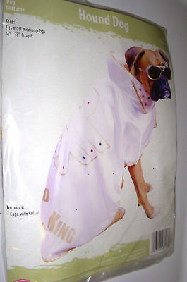Hound Dog Pet Costume Dress M 14-18