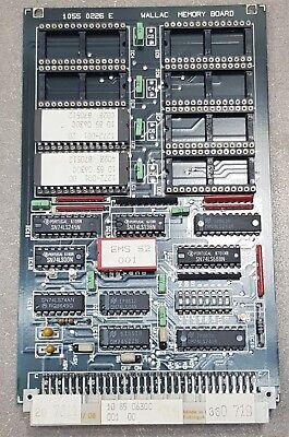 Wallac Memory Board 1055 0226 E Aupa706