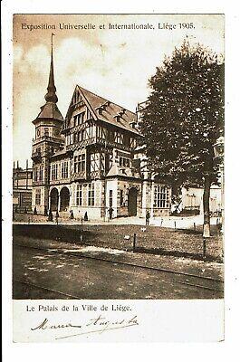 CPA- Carte Postale - Belgique - Liège - Son Palais en 1905? VM5226