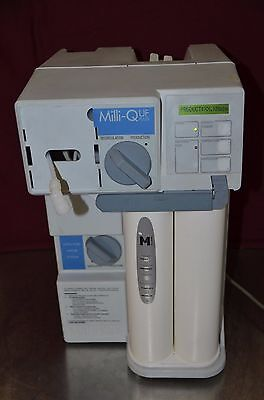 Millipore Milli-q Uf Plus Water Purification System Zd5311595 Mquf51