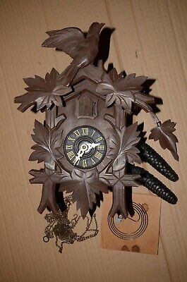 Vintage Cuckoo Clock German Working Pre-owned