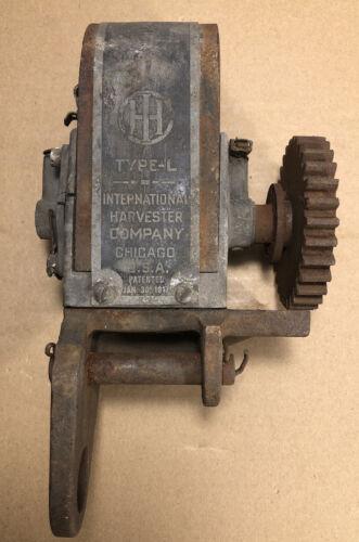 Antique Vintage January 1917 International Harvester Type L Magneto Parts Unit - $50.00