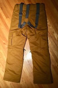 Firefly Aquabase Elite insulated snow pants