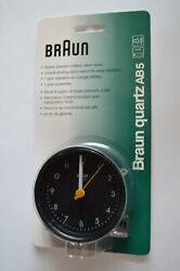 Braun Travel Alarm Clock  -- Quartz AB5
