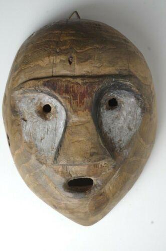 Inuit mask -  Yupik Punuk, Inuit, Eskimo, Alaska, Canada