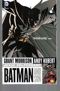 Batman and Son TPB Grant Morrison Andy Kubert Graphic Novel Damian Robin KNY