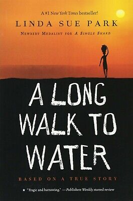 A Long Walk to Water : Based on a True Story by Linda Sue Park (2011,Digital)