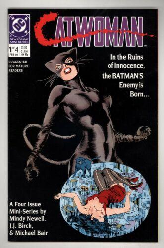 Catwoman 1 NM+ 9.6 DC Comics 1989