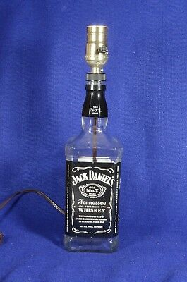 Jack Daniels Lamp ** MAN CAVE LAMP ** BAR LAMP ** for sale  Cleveland