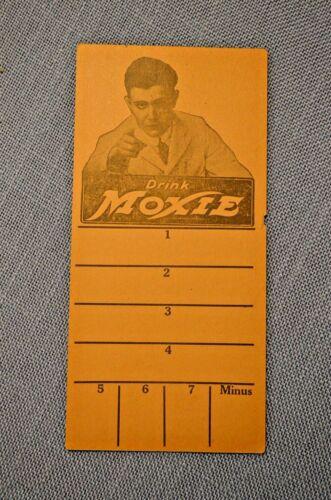 Vintage Moxie Memorabilia