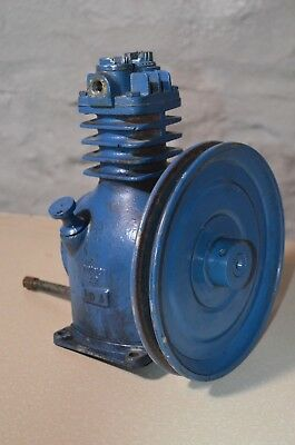 Quincy X2 Air Compressor Head Single Cylinder Piston Pump