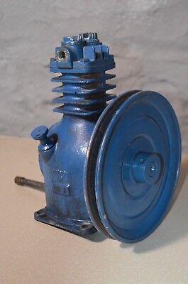 Quincy X2 Air Compressor Head Single Cylinder Piston Pump