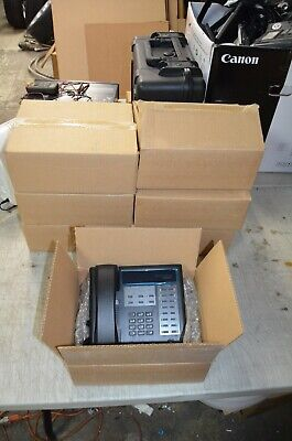 Lot Of 7 New Comdial Impression 2122x-fb Business Phones
