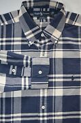 Polo Ralph Lauren Mens Medium Dress Shirt