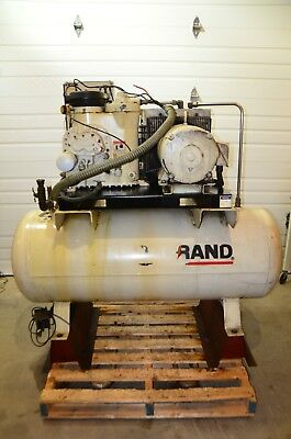 Ingersoll Rand Intellisys 25 Hp Rotary Screw Air Compressor 200v 3ph 150 Gallon