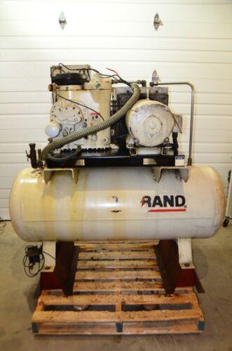 Ingersoll Rand Intellisys 25 HP Rotary Screw Air Compressor 200V 3PH 150 Gallon