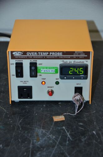 I2r Model Otp-1800 Over-temp Probe With Probe