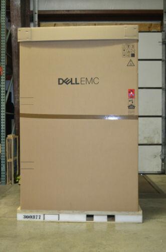 Panduit / Dell / EMC 48U Server Rack with Side Panels and Doors - NEW!