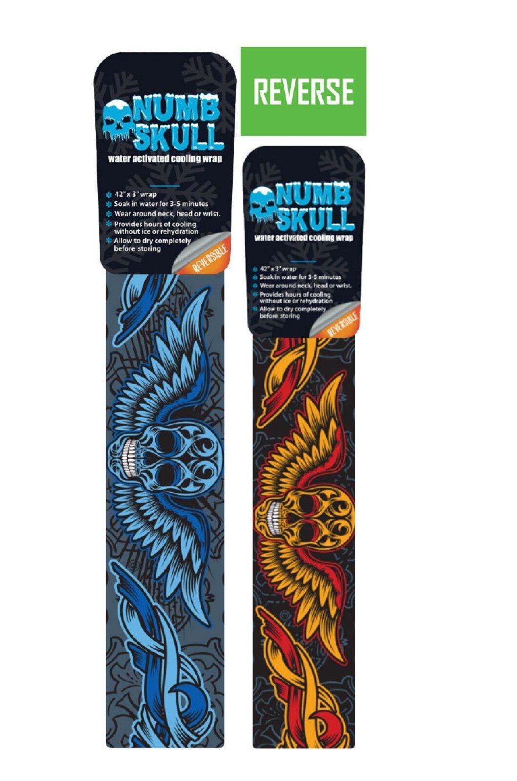Freestyle Tattoo Cooling Neck Wrap Headband Scarf Tie Bandan