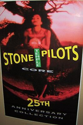 STONE TEMPLE PILOTS  CORE 25th Anniversary Collection Full Color Poster COOL