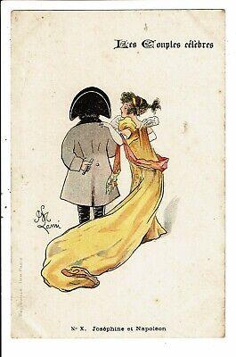 CPA-Carte Postale-FRANCE - Couple célèbre : Napoléon et Joséphine   VM6337