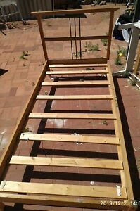 Free single bed frame& kids bed frame. Pickup location- Midland
