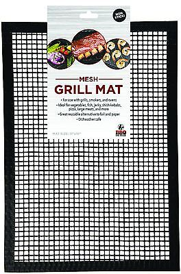BBQ Grill Mat - Mesh, Non Stick, Easy Clean