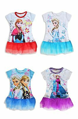 Tutu Dress For Toddlers (DISNEY PRINCESS FROZEN TUTU DRESS FOR TODDLER GIRLS)