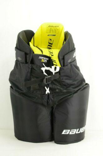 Bauer Supreme S29 Ice Hockey Pants Senior Size Extra Large Black (1103)
